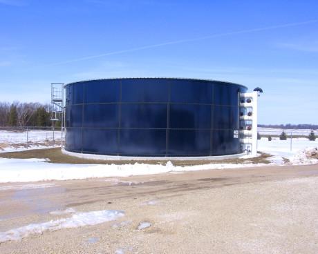 St. Nazianz, Wisconsin (WASTE WATER)