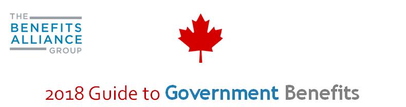 2018 Summary of Government Benefits