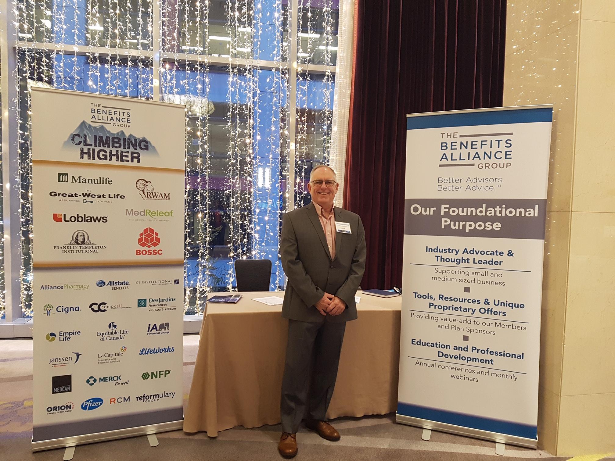 Advocis Symposium: The Benefits Alliance Group