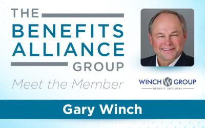 BA Member Spotlight: Gary Winch