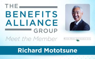 BA Member Spotlight: Richard Mototsune