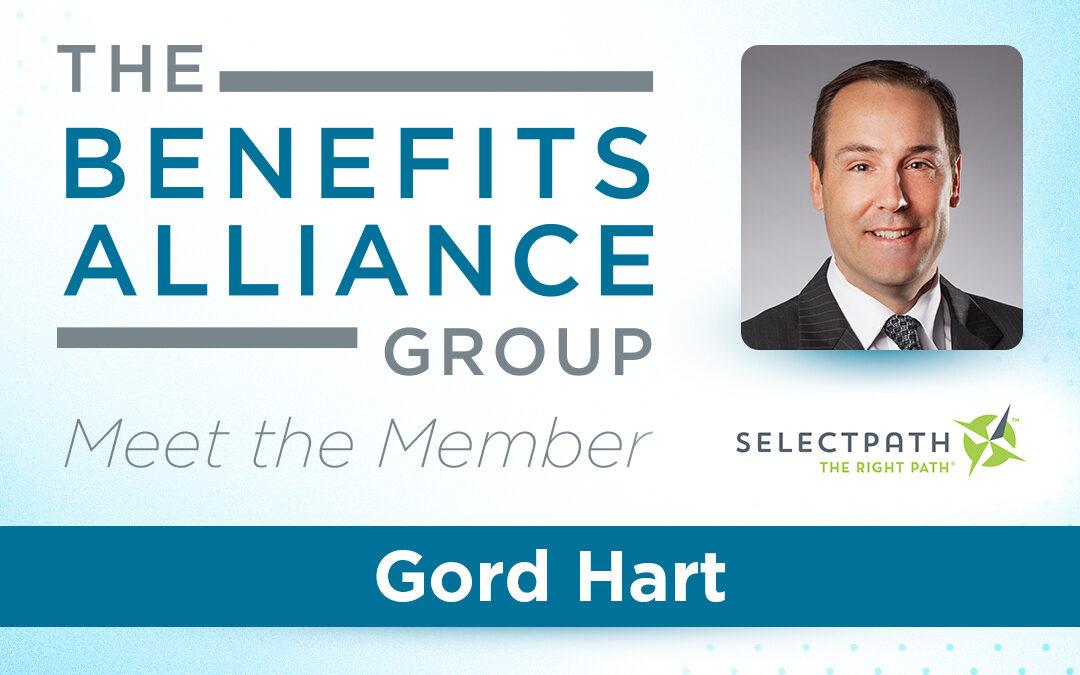 Member Spotlight: Gord Hart