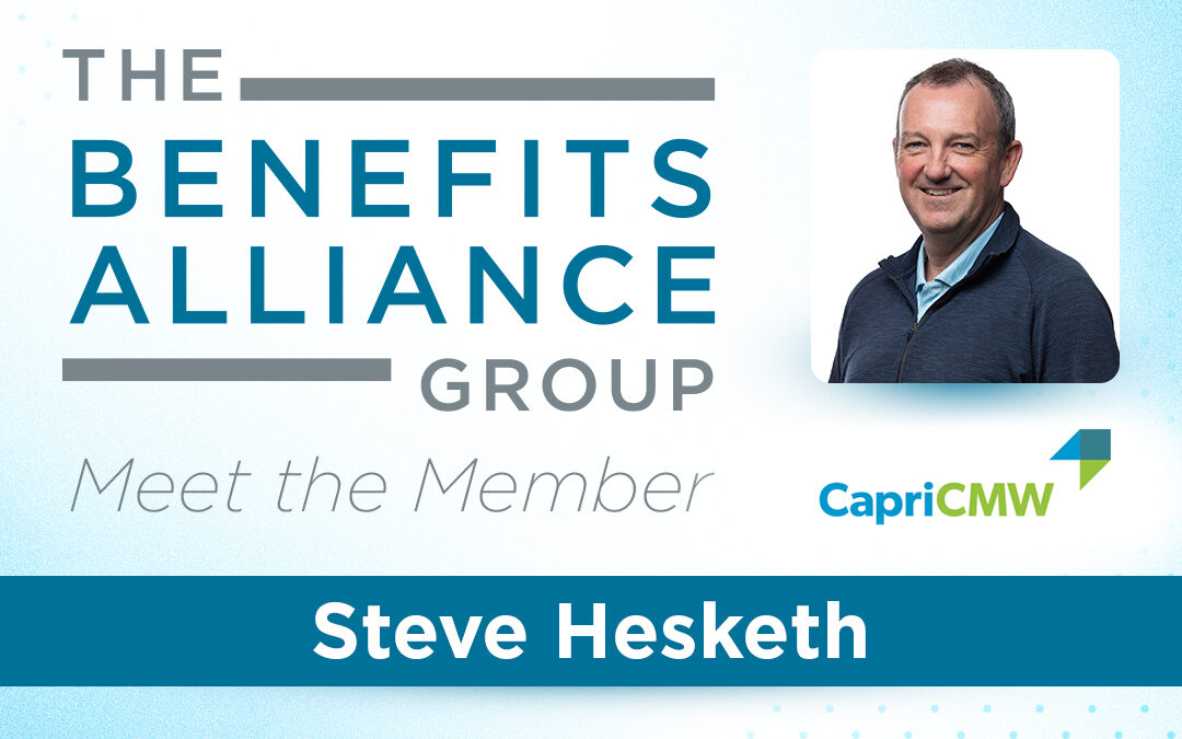 Member Spotlight: Steve Hesketh