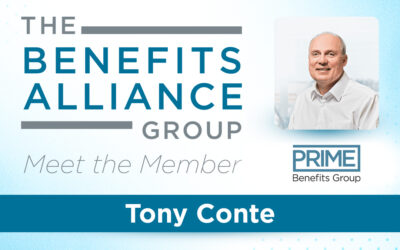 Member Spotlight: Tony Conte