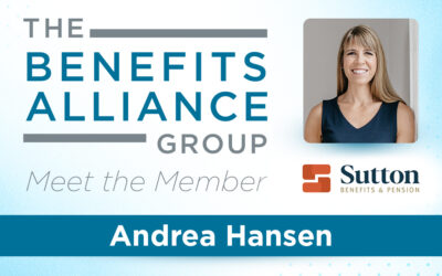 Member Spotlight: Andrea Hansen