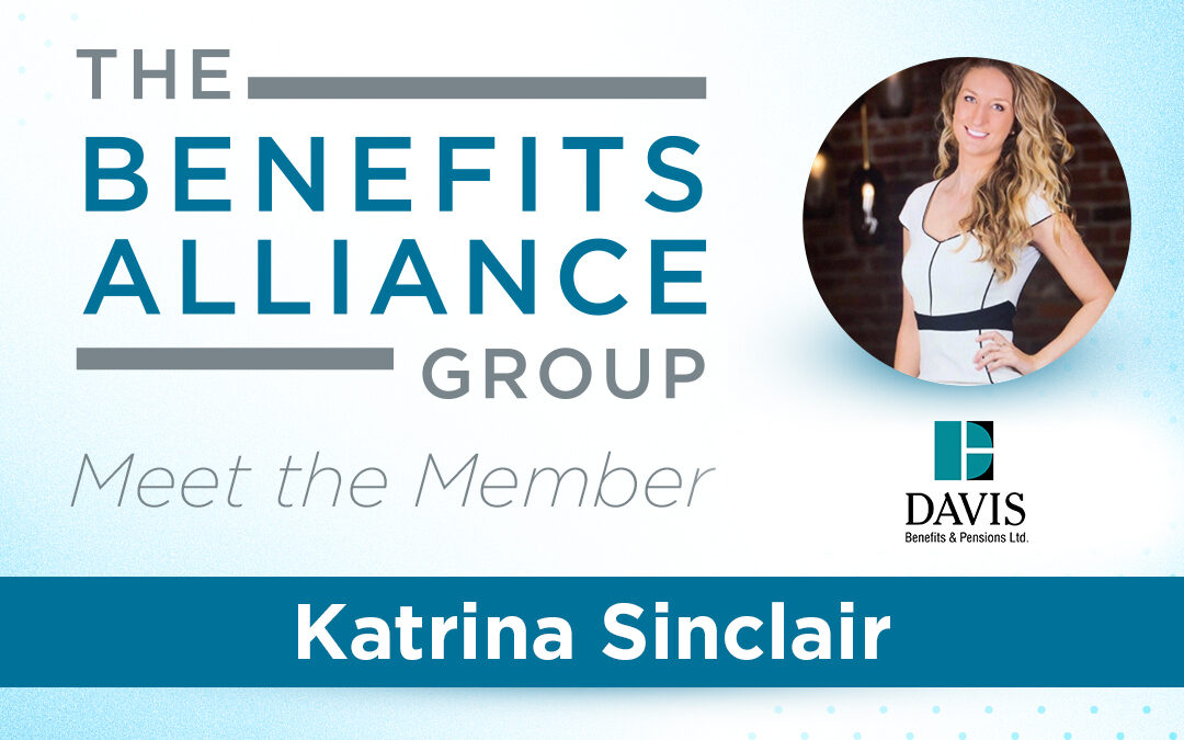 Member Spotlight: Katrina Sinclair