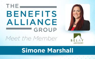 Member Spotlight: Simone Marshall