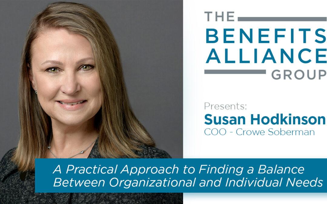 Speaker Series: Susan Hodkinson