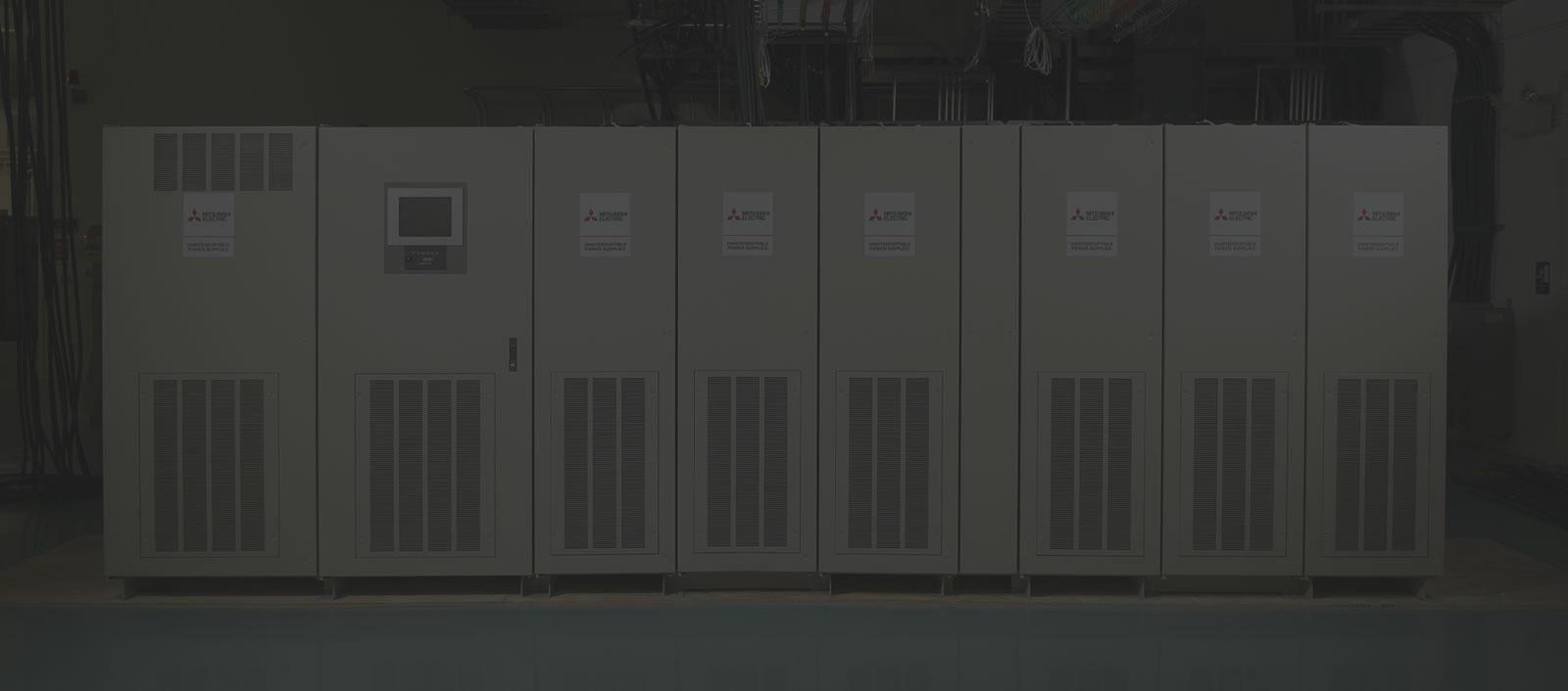 UPS Systems - Uninterruptible Power Supplies