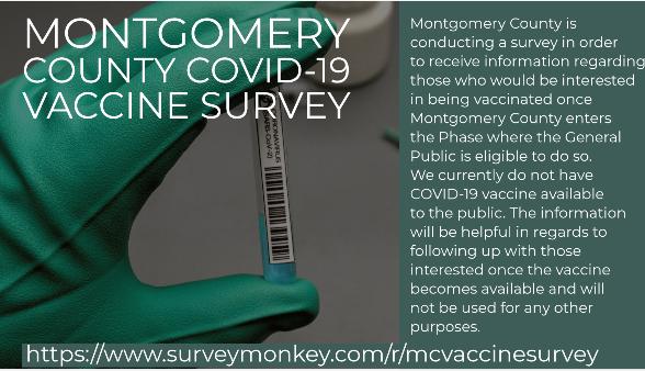 COVID 19 Vaccine Survey