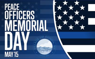 May 15th Peace Officers Memorial Day