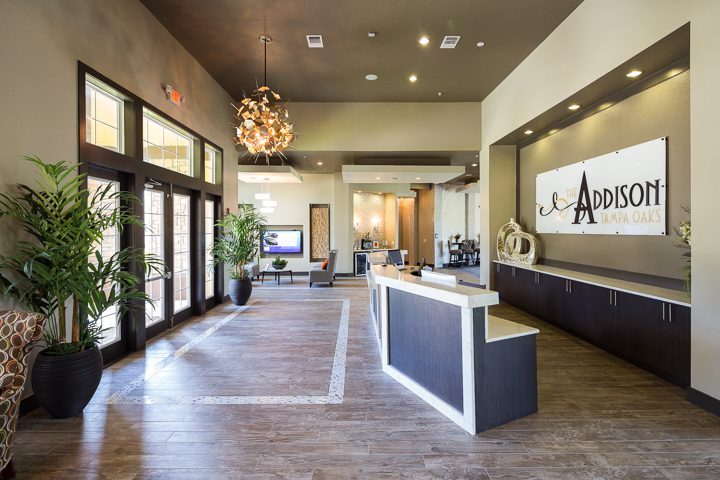 The Addison at Tampa Oaks Leasing Office ContraVest