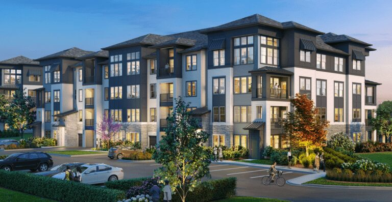 The Addison Eighty50 rendering