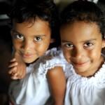 Two Happy Children - Child Custody in California