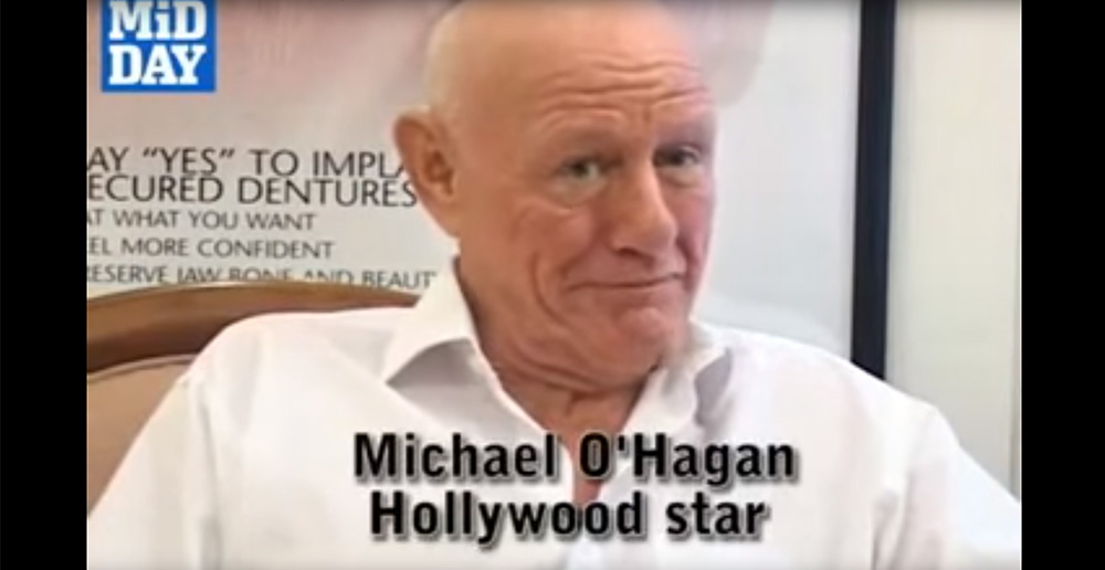 013-Michael-O-Hagan-a-Hollywood-star-at-Pradhan-Dental-Centre-for-Tooth-Implant