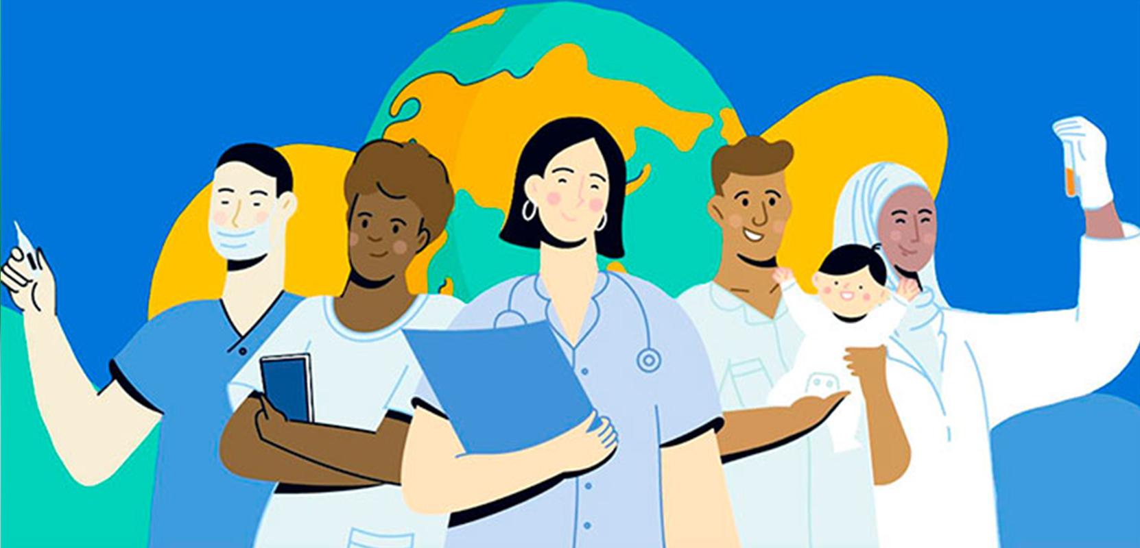 Día Mundial de la Salud.