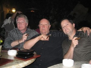 """A meeting of the """"dental minds"""" in Las Vegas."""