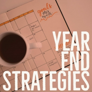 Year-end strategies maximize your tax benefit