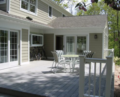 Sun Room & Deck Addition
