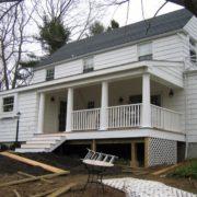 Rear Porch 1