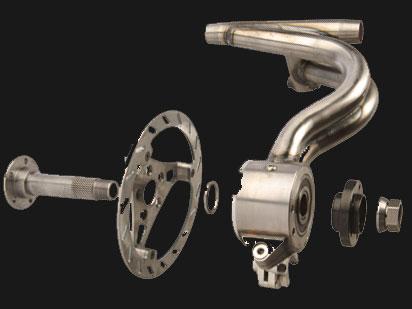 Single Sided Swing Arm – Tubular