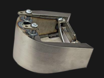 Oil Tank 200mm - Rigid