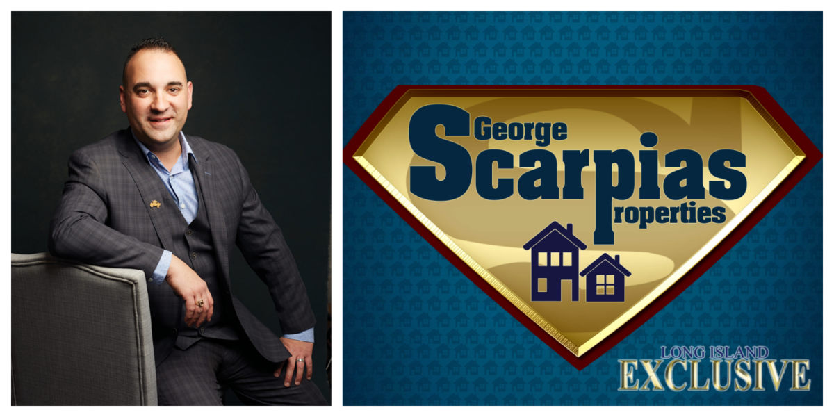 Business Spotlight: George Scarpias – Licensed Real Estate Broker