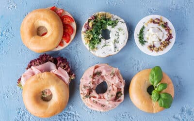 The Best Bagel Toppings beyond Cream Cheese
