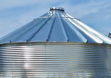 Corrugated Steel Tank for Georgia Climate