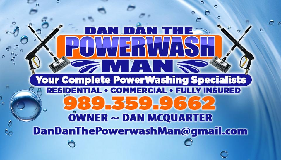 Dan Dan The Powerwash Man