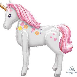 airwalker unicorn balloon