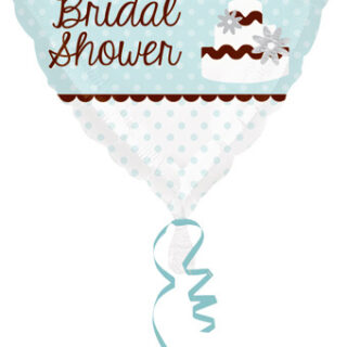 bridal shower balloon