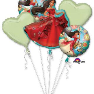 elena balloon bouquet