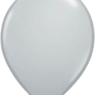 gray balloon