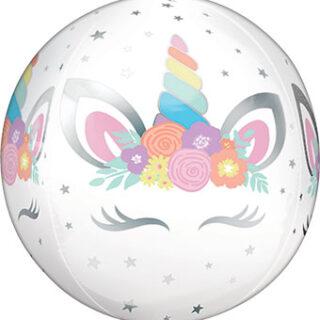 orbz unicorn balloon
