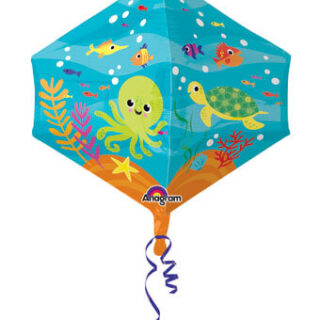 sea creatures balloon
