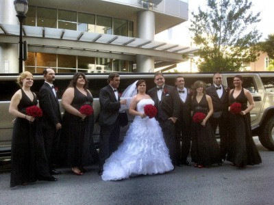 Wedding Transportation in Charlotte NC