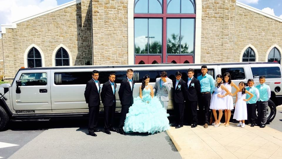 Quinceanera Limo Charlotte NC