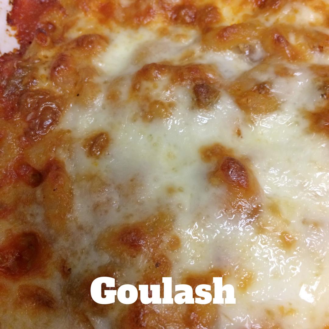 My Families Goulash