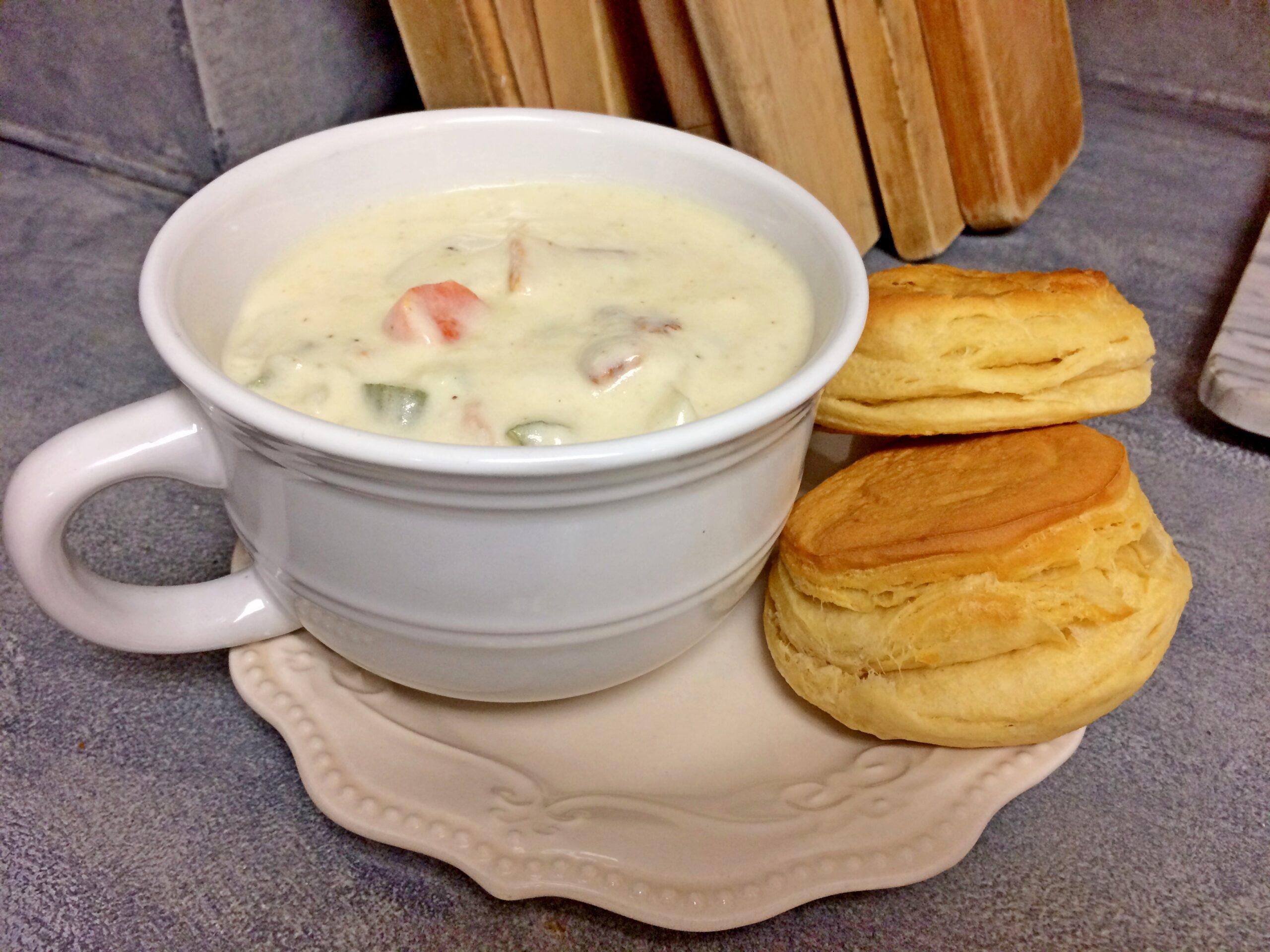 The Best Secret Ingredient Potato Soup