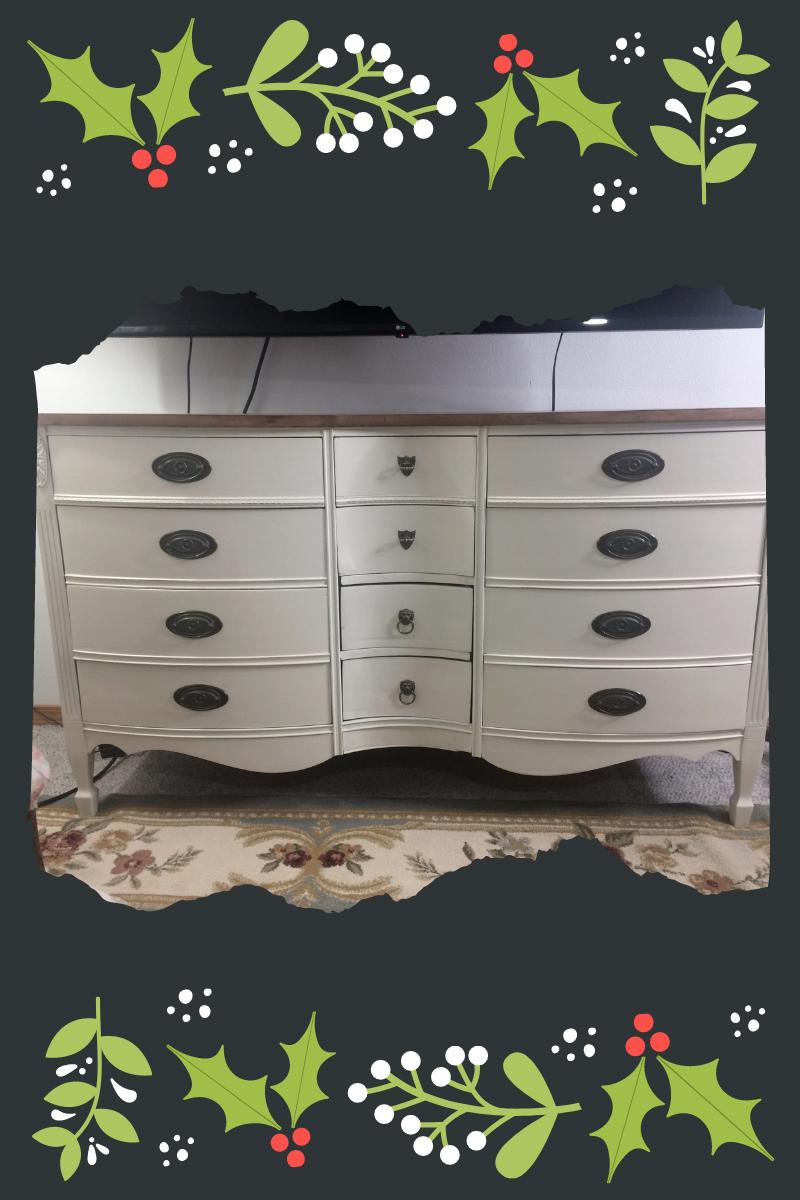 Challenging Dresser