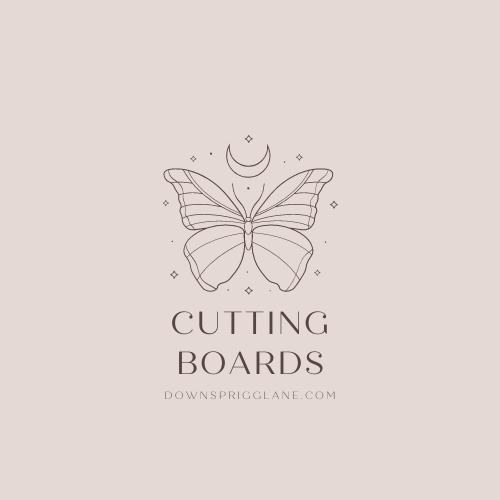 DIY Cutting Boards