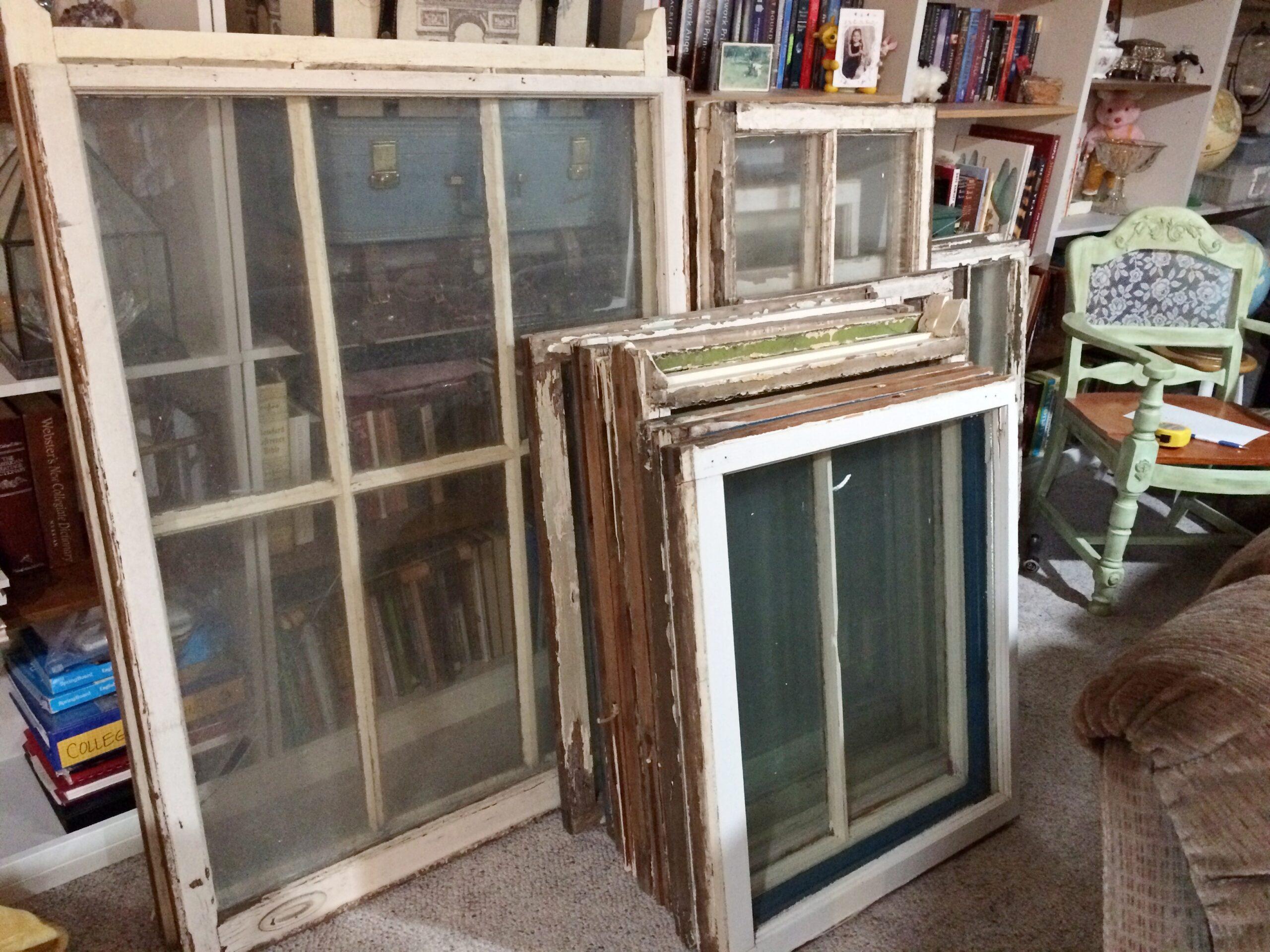 8 Ways To Use Old Windows