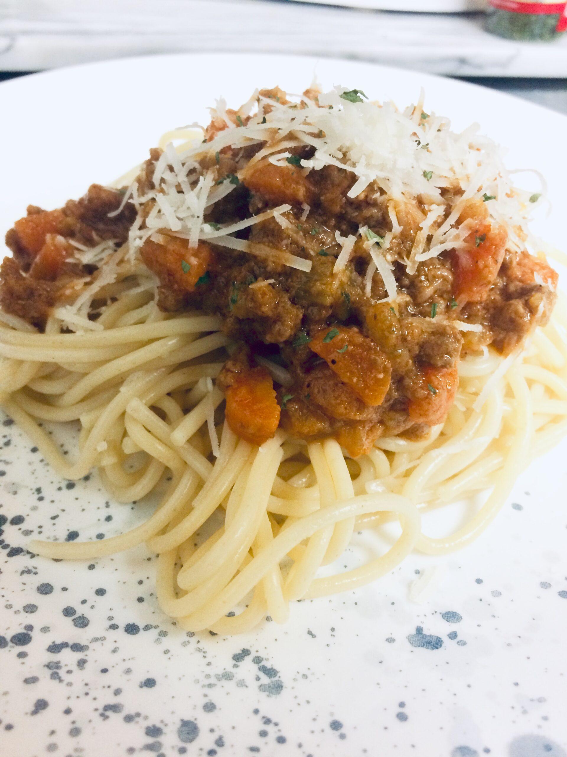 Marcella Hazan's Bolognese Sauce