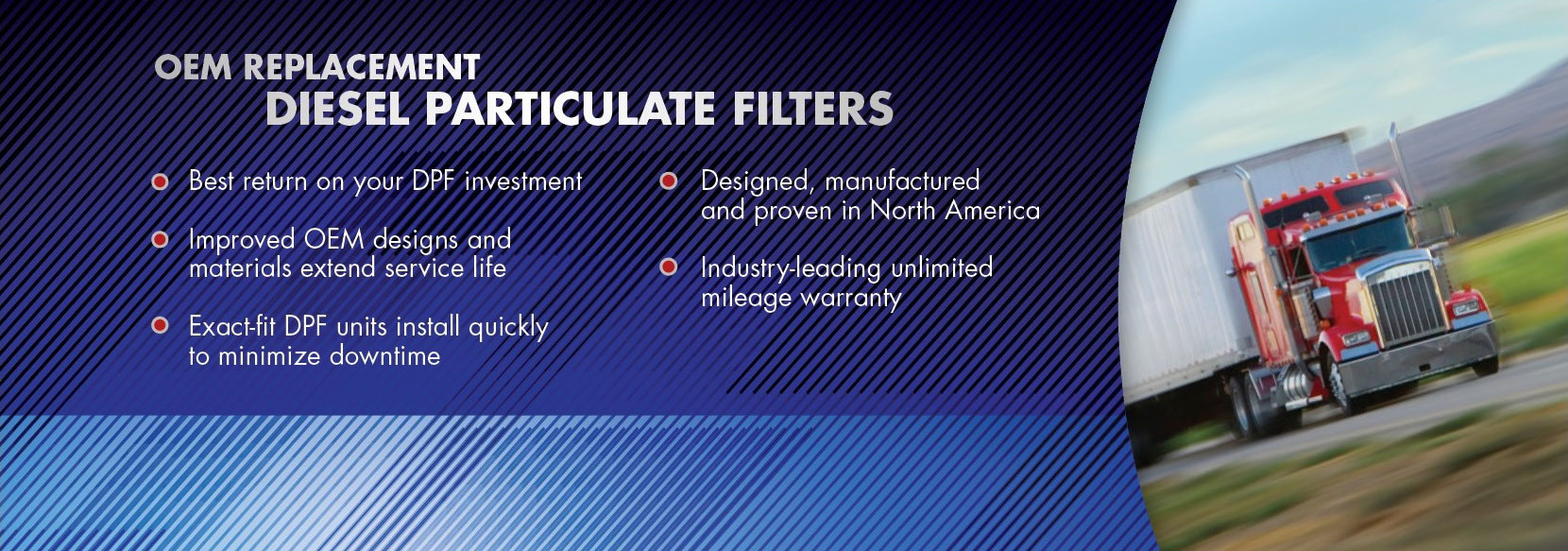 image of ad stating why DuraFit DPF are a great investment