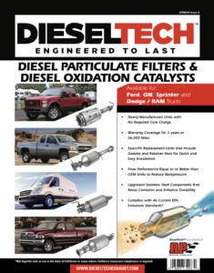 DieselTech Bulletin Cover Art