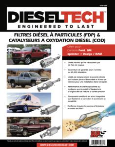 DieselTech Bulletin French Version