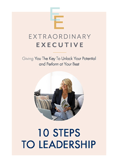Jo Hodges - Director of The Extraordinary Executive - 10 Steps to Leadership eBook