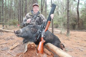 Successful Hog Hunter