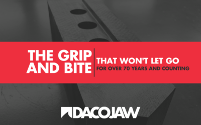 """""""The Grip and Bite That Won't Let Go"""" for Over 70 Years"""